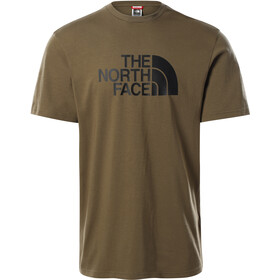 The North Face Easy T-shirt Heren, military olive